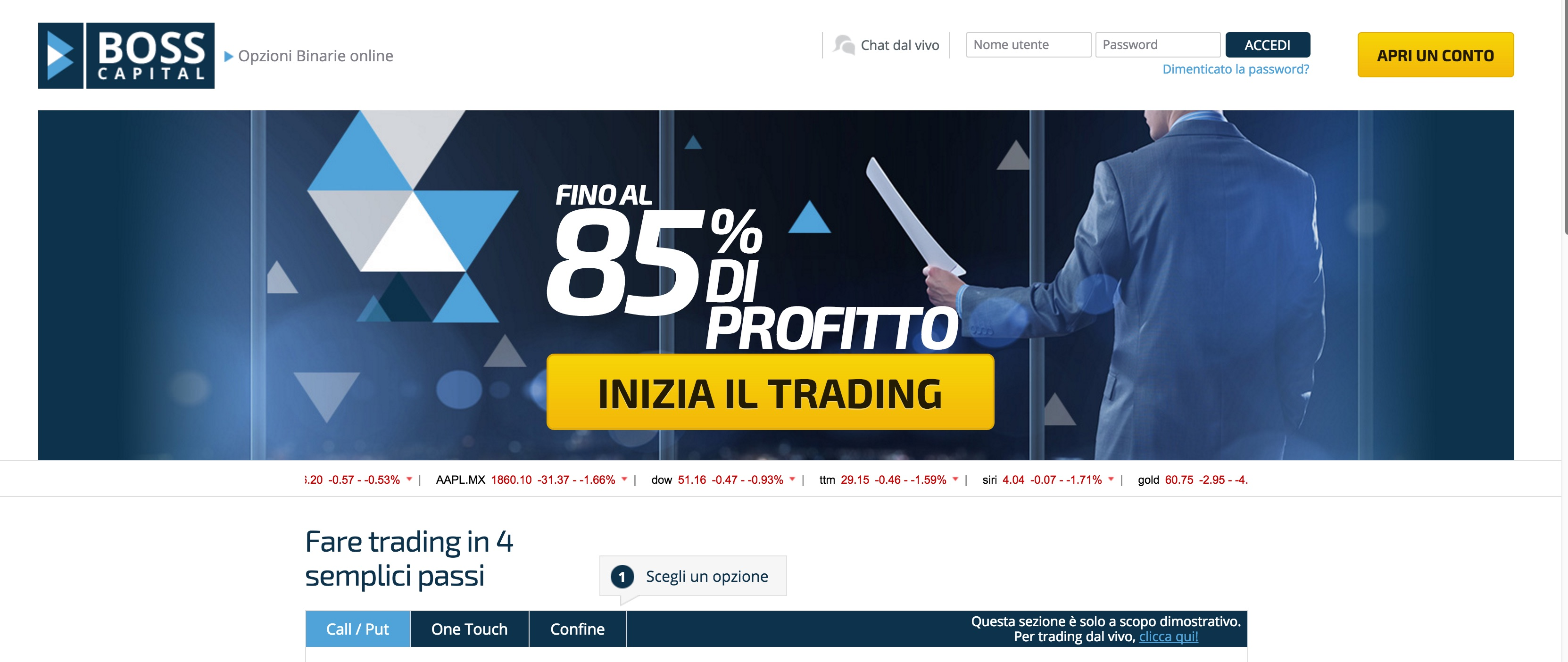 Trading software usa